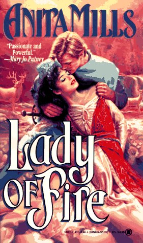 Anita Mills' Lady of Fire
