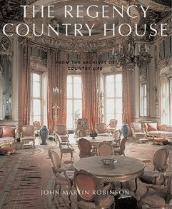 The Regency Country House coffee table book
