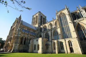 York Cathedral (photo licensed under the Creative Commons Attribution-Share Alike 3.0 Unported license)