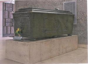 Grave of Marie Louise of Austria - Kaisergruft, Vienna
