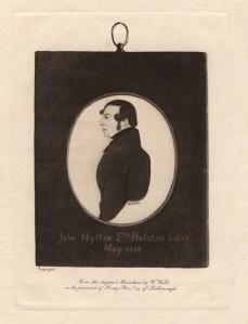 Mad Jack Mytton, 1818