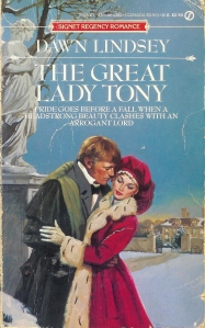 The Great Lady Tony - Lindsey