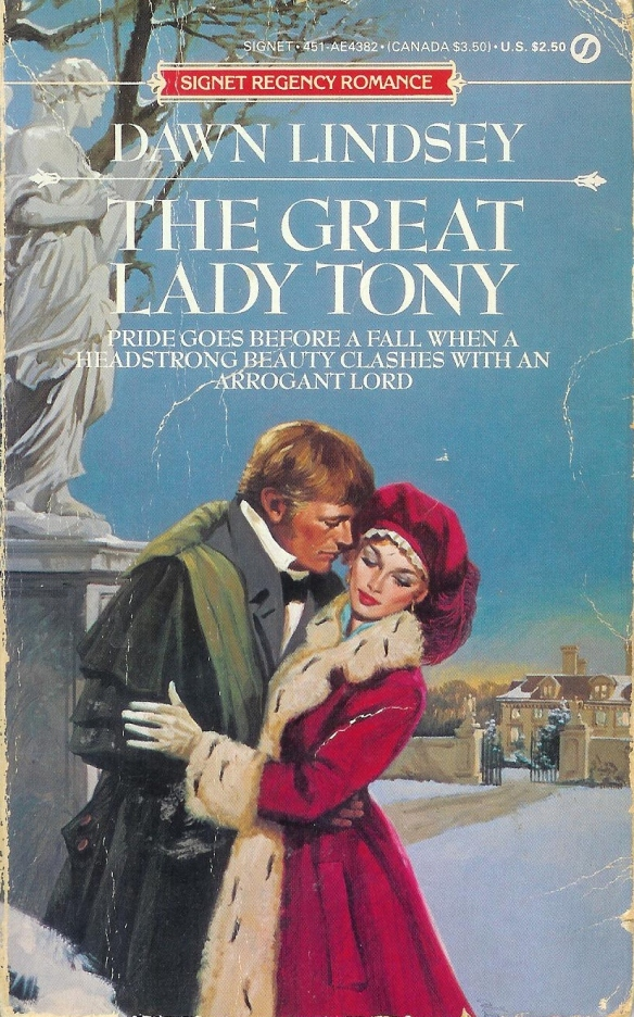 Lindsey Dawn's The Great Lady Tony