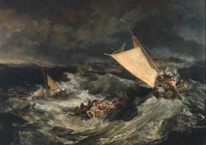 Turner's Shipwreck (1805)