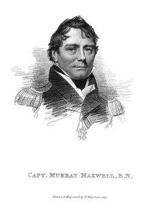 Cpatain Murray Maxwell