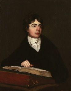 Robert Southey -- the butt of Byron's jokes