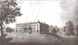 "Fisherwick Hall ""a sumptuous edifice"""