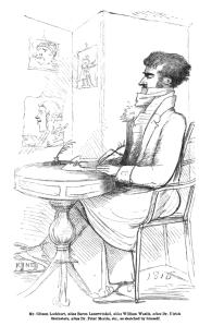 John Gibson Lockhart as himself