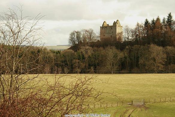 Ettrick Forest Castle