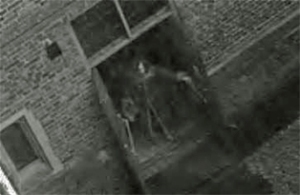 "they call him ""Skeletor"" -- an unexplained figure captured by closed-circuit camera at Hampton Court Palace"