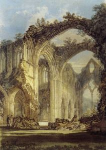 Tintern Abbey, by Turner