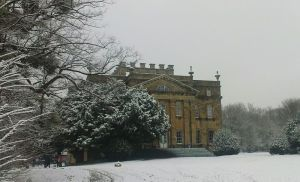 King's Weston House, photographed by Stephen Burns