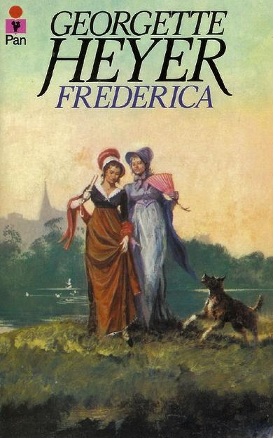Georgette Heyer's Frederica
