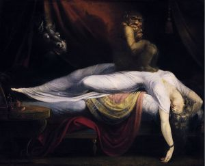 The Nightmare, by Fuseli
