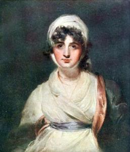"""(Sarah Siddons) was tragedy personified."" -- Hazlitt"