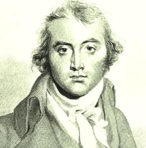 Sir Thomas Lawrence, engraving by Cousins from the Artist's self-portrait