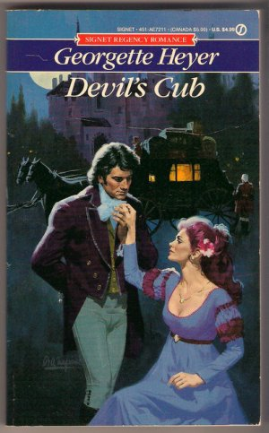Georgette Heyer's Devil's Cub