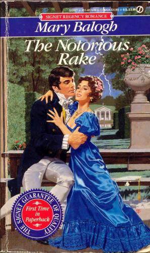 Mary Balogh's The Notorious Rake