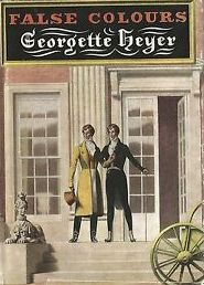 Georgette Heyer's False Colours