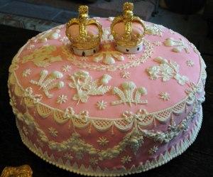 Twelfth cake-- historicfood.com