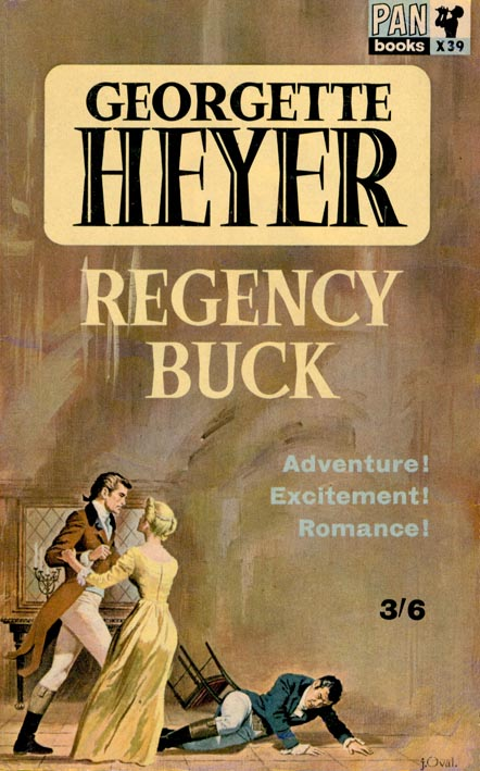 Georgette Heyer's Regency Buck